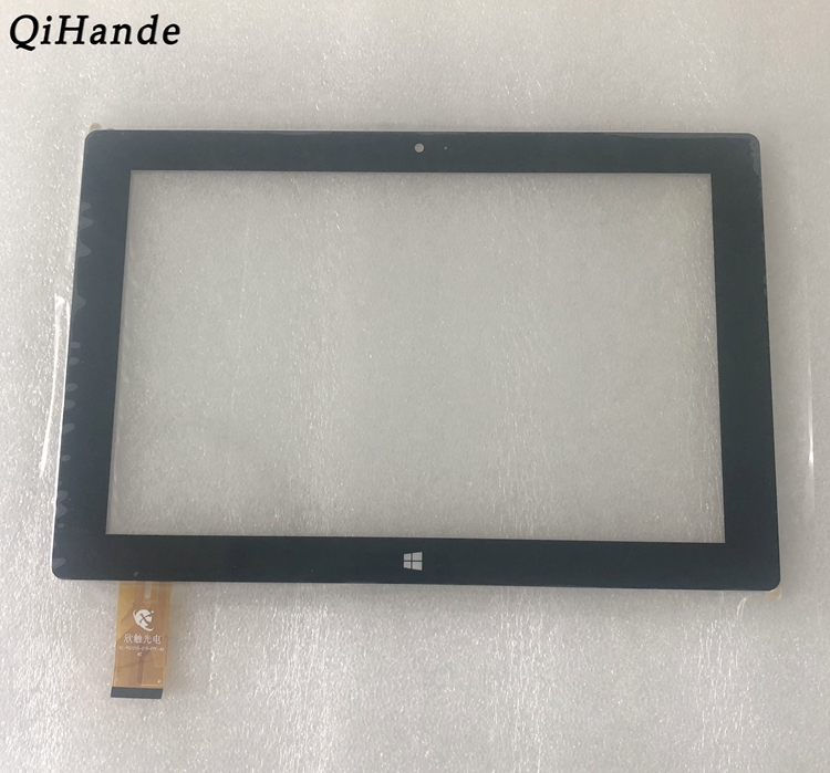 Black New Touch screen Digitizer For 10.1 4Good People Gm500 Tablet outer Touch panel Glass Sensor replacement Free Shipping image