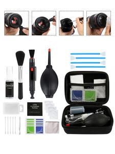 Brush Lens-Pen Clean-Cloth-Kit Dust-Cleaner Air-Blower-Wipes Gopro DSLR Nikon Canon Suit