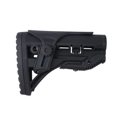 High Quality Nylon Adjustable Extended Stock For Paintball Accessories Airsoft Air Guns AEG M4 AK Gel Blaster J8 J9 CS Sports