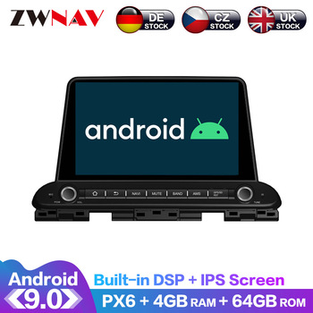 Android 9.0 IPS Screen PX6 DSP For Kia CERATO 4 Forte K3 2018 2019 Car DVD Player GPS Multimedia Player Radio Audio Stereo android 9 0 ips screen px6 dsp for kia soul 2014 2015 2016 2020 car no dvd gps multimedia player head unit radio audio stereo