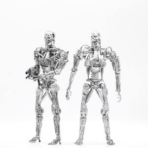 The Terminator Figure NECA T-800 Endoskeleton 7 Joints movable PVC Action Figure Collectible Model Toys
