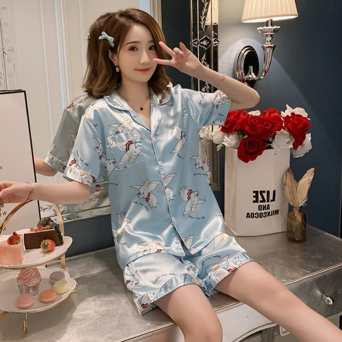 2020 Spring Summer New Arrival Pajamas For Women Cotton Good Quality Pyjama Sets For Girl Wear Comfortable Home Suits