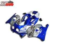 Motorcycle Fairing Kit For Honda CBR250RR MC22 90-98 Injection Molding ABS Plastic Fairings MC22 1990-1998 Gloss Blue Bodyworks цены