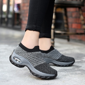 Image 3 - Zapatillas Mujer NEW Women Sneakers tenis feminino Sock Air damping Casual Vulcanized shoes scarpe donna buty damskie size 35 42