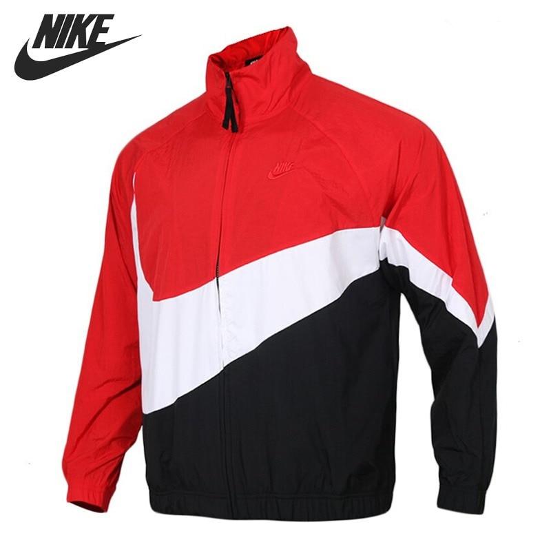 Original New Arrival  NIKE SWOOSH Big Logo Men's Jacket  Sportswear