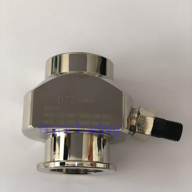 ل Bosch 0445120059,007,123 السكك الحديدية المشتركة حاقن وقود محول D72 ، 26 مللي متر المشبك الديزل حاقن إصلاح أداة مزدوجة ختم