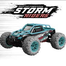 LeadingStar 1/14 Scale RC Car Simulation Model Toy Four Wheel Drive Off-road Vehicle Gift for Kids four wheel drive off road vehicle simulation model toy car model baby toy car gift