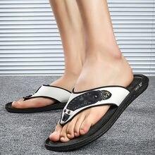 Tantu/мужские летние кожаные дышащие спортивные сандалии; Удобные