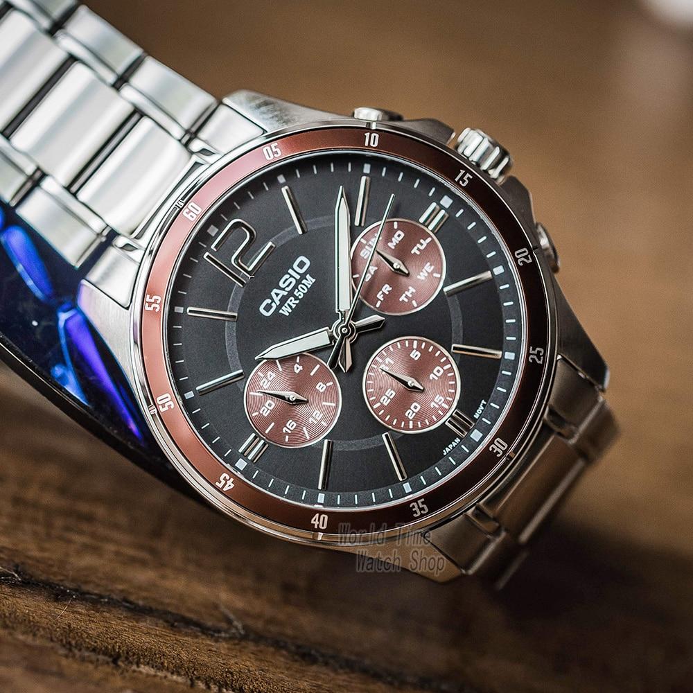 Casio watch wrist watch men top brand luxury set quartz watche 50m Waterproof men watch Sport military Watch relogio masculino 4