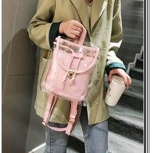 Fashion leisure Fruit backpack Mini Backpack female transparent backpack female Mini Backpack female transparent Backpack