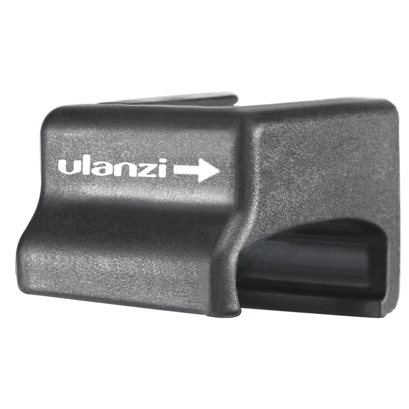 Ulanzi OA-8 Microphone Bracket Adapter for DJI OSMO ACTION Cage Case Sports Camera Vlog Cold Shoe Adapter Converter Extend Mount - ANKUX Tech Co., Ltd