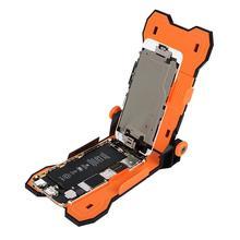 Инструмент для ремонта для iPhone 11 XR Max 6s/6s Plus/5S отвертка для экрана телефона Регулируемый фиксированный держатель для ремонта экрана держатель печатной платы