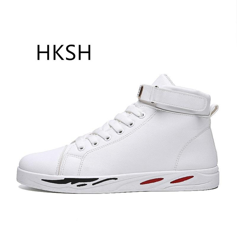 HKSHHigh plate shoes