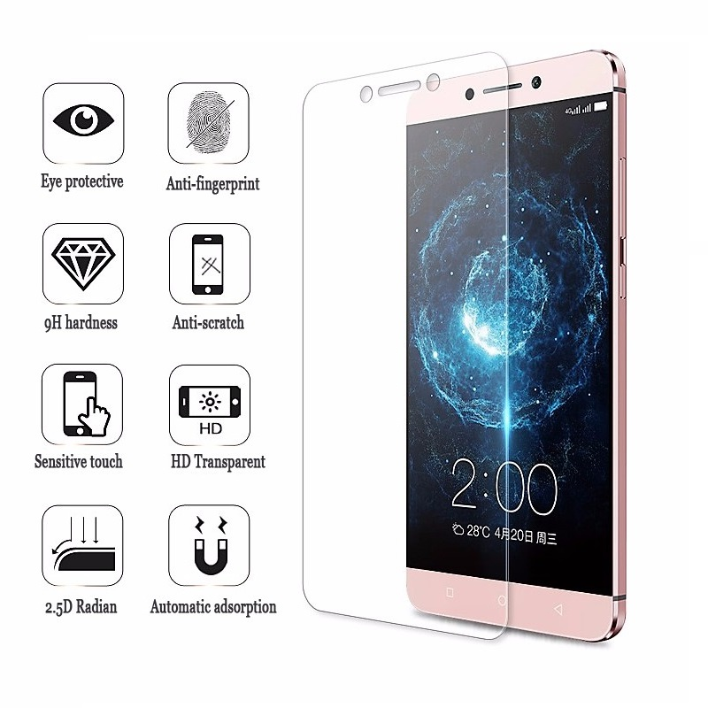 Tempered Glass for LeTV <font><b>LeEco</b></font> Le <font><b>2</b></font> X520 X527 X620 2Pro S3 X626 Pro 3 Pro3 X720 X722 <font><b>max</b></font> <font><b>2</b></font> max2 X821 <font><b>x820</b></font> cool 1 <font><b>Screen</b></font> Protector image