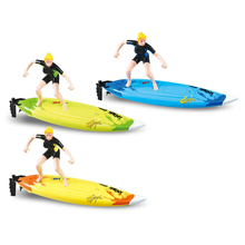 2.4G 4CH High Speed Remote Control RC Surf Boat Surfer Surfb