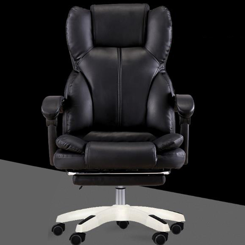 Home Office Entertainment Game Lifting Chair Computer Chair Lifting Foot Massage Boss Office Chair