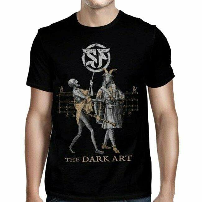 Septic Flesh Symbol Shirt S-XXL T-Shirt Death Metal Tshirt Official