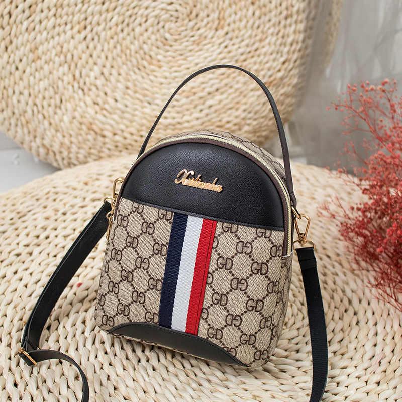 Mini gençler için sırt çantası kızlar seyahat sırt çantası çocuklar küçük okul çantaları kadın telefon çantalar kadın kozmetik torbası crossbody çanta