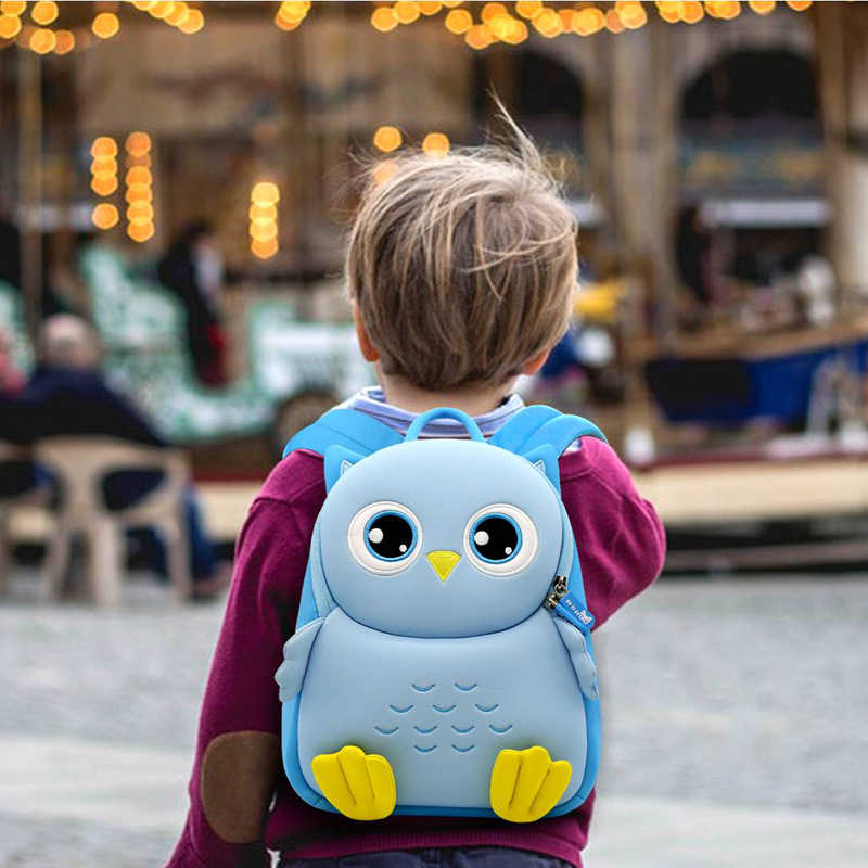 Children Unicorn Little Girls School Bags Book Backpacks 2-5Years Old UK Popular