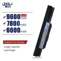 JIGU Laptop Battery A31-K53 A32-K53 A41-K53 A42-K53 For Asus A43 A54 A83 K43 P43 X43 X44 X53 X54 X84 X43T X43U X43V P53S P53E