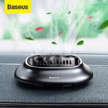 Baseus – Mini désodorisant en alliage pour voiture, porte-parfum naturel, sortie d'air, aromathérapie, diffuseur solide