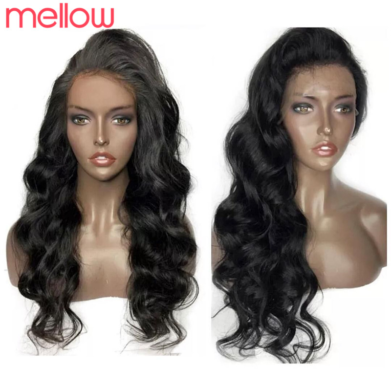 Brazilian Body Wave Wig Lace Front Human Hair Wig 26 28 30 32 34 36 38 40