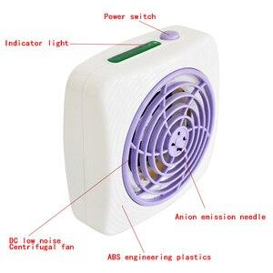 Image 2 - ATWFS لتنقية الهواء المؤين لتنقية الهواء منقي هواء المنزل Ionizador مولد الأيونات السالبة آلة إزالة الفورمالديهايد