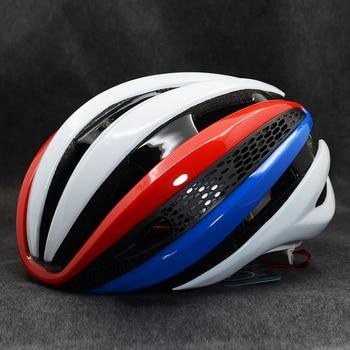 Сверхлегкий велосипедный шлем Aero Capacete Road Mtb Trail велосипедный шлем casco шлем Ciclismo casco bicicleta hombre M & L