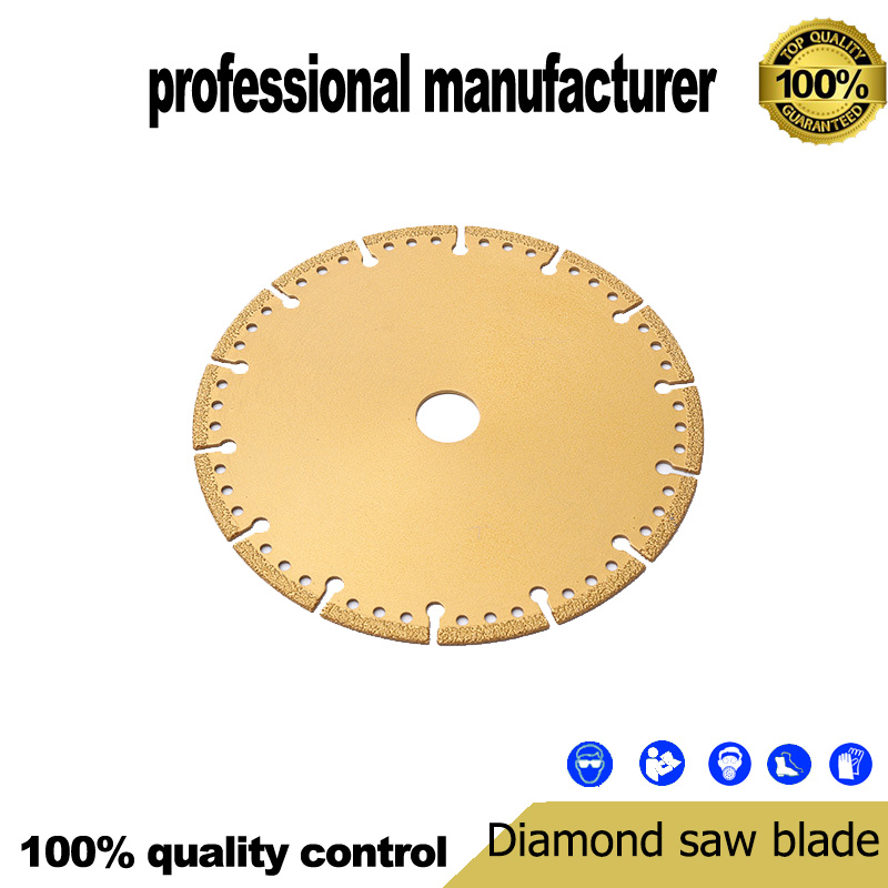 Forged Steel Polishing Wheel Diamond Blade For Stone Cement Marble And Glasses Cutting 32mm Hole Export To Japan