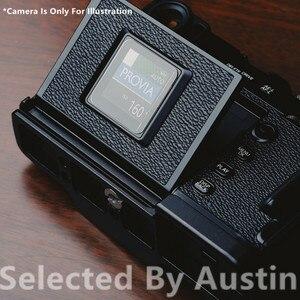 Image 4 - الخشب الخشب قبضة اليد قوس الإفراج السريع ل لوحة ل فوجي Xpro3 فوجي فيلم X PRO3
