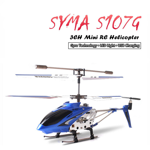 Syma S107g Rc Helicopter 3.5ch Alloy Copter Quadcopter Built-in Gyro Helicopter Aircraft Flashing Light Toys Gift For Children 2