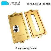 Novecel lcd Рамка рамка Холдинг холодного клея металлическая Форма для 11 Pro Max используется для рамки экрана