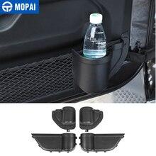 Ящик для хранения MOPAI для Jeep Gladiator JT, автомобильный ящик для хранения с передней и боковой дверью, лоток для Jeep Wrangler JL 2018 +, аксессуары