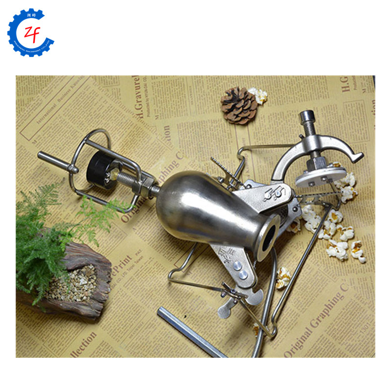 Hot Sale Old-fashioned Hand Popcorn Puffing Machine Mini Popcorn Makers Pop Corn