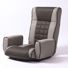 Adjustable Fabic Folding Lazy Chair Armchair With Armrests Indoor Recliner For Living Room Furniture Relaxing Leisure Arm Chair