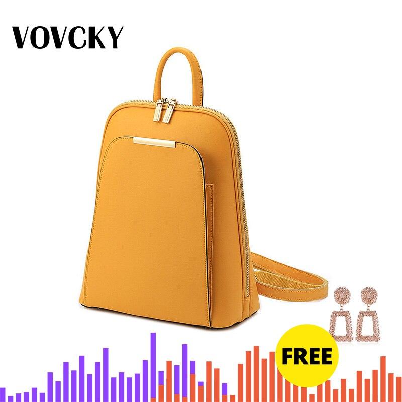 Coreano doce bonito mochila feminina de couro genuíno de luxo voltar pacote sacos femininos designer bookbags para meninas adolescentes mujer