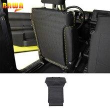 BAWA-Bolsa de almacenamiento Universal para asiento trasero, bolsa de almacenamiento colgante para Suzuki Jimny 2019 +