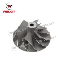 Casting-Compressor-Wheel Turbo for 765155-0004 757608 WL3-0648