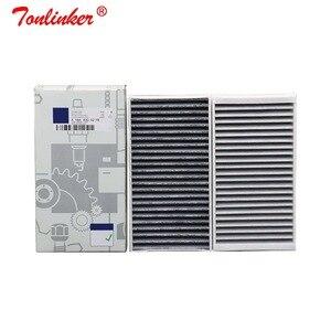 Image 1 - Kabin filtresi A1648300218 için 1 adet Mercedes benz R CLASS W251 V251 2005 / GL CLASS X164 2006 /M CLASS w164 2005 2012 Model filtre