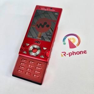 Image 3 - Оригинал Восстановленное sony Ericsson W995 мобильного телефона 8MP 3g WI FI разблокировать телефон