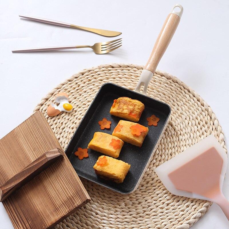 Poêle carrée japonaise pour tamagoyaki 2