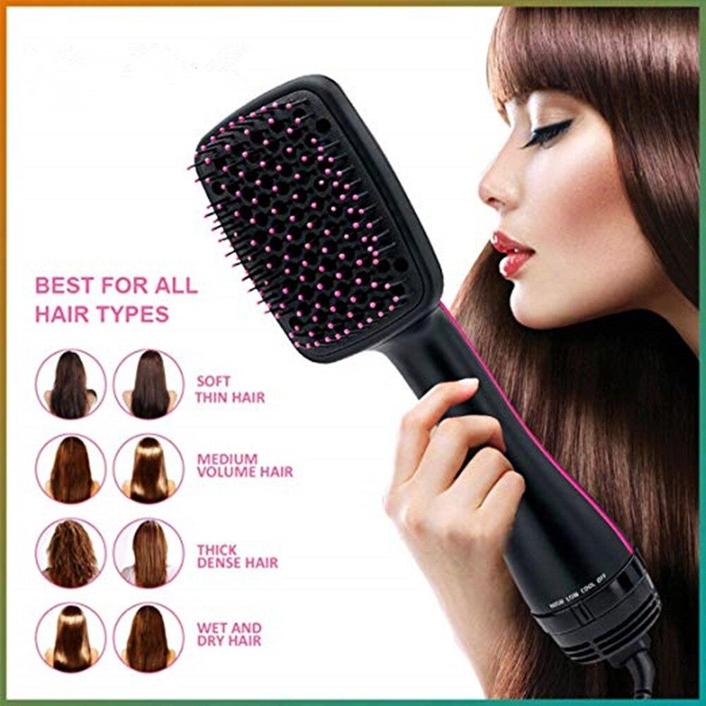 Profissional secador de cabelo escova de ar