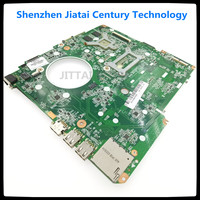 Para HP 14-N placa base de computadora portátil DA0U83MB6E0 756193-501 con la CPU i7-4500U SR16Z DSC 8670M 2GB DDR3 100% totalmente