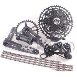 SRAM NX EAGLE 1x12 11-50T speed Groepset Kit DUB 170 Trigger Shifter Achterderailleur Cassette keten Crankstel