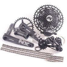 SRAM NX EAGLE 1x12 11-50T speed Groupset Kit DUB 170 Trigger Shifter Rear Derailleur Cassette Chain Crankset(China)