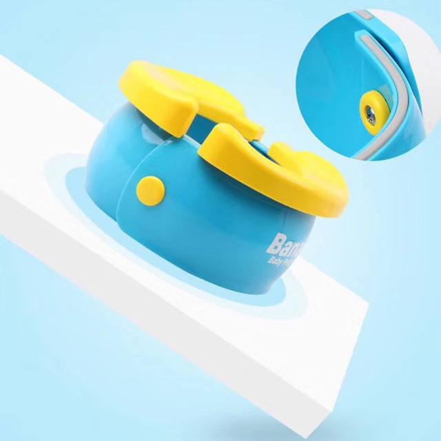Baby Travel Potty Training Seats - Portable Toilet Training Seat with Liners Disposable for Babies,Toddlers and Kids | Happy Baby Mama
