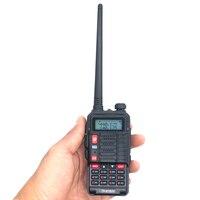 עבור baofeng 10W 5800mAh-Baofeng TR-818UV ניידת כף יד שני הדרך רדיו נטענות הווקי טוקיז boafeng עבור שדות תעופה, קונצרטים ????? (4)