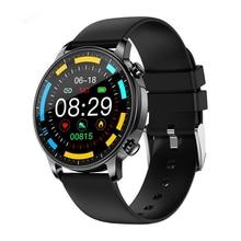 2021 V23 Women Smart Watch IP67 Waterproof Full Touch Fitness Tracker Blood Pressure Support Custom Watches Faces Men Smartwatch
