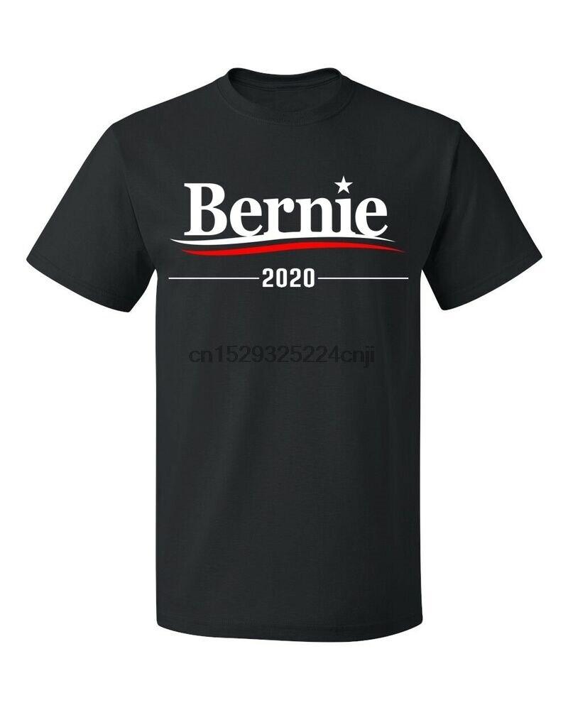 Мужская футболка Bernie 2020 с карданом на президентскую кампанию, футболка для выборов