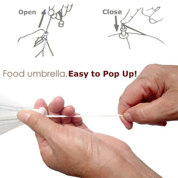 Umbrella for food products 6